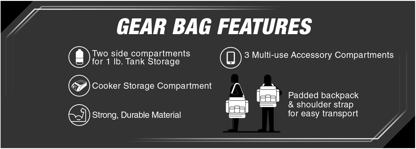 Buddy-FLEX-Gear-Bag-Features