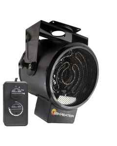 5.3 Kw Forced Air Electric Garage Heater with Remote Thermostat