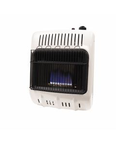 10,000 BTU Vent Free Dual Fuel Blue Flame Heater