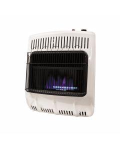 20,000 BTU Vent Free Blue Flame Dual Fuel Heater