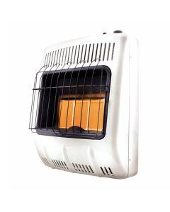 20,000 BTU Vent Free Radiant Dual Fuel Heater