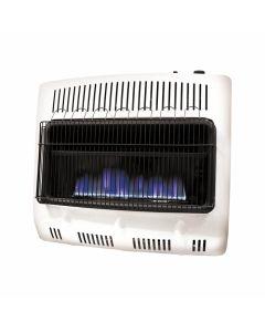 30,000 BTU Vent Free Blue Flame Dual Fuel Heater