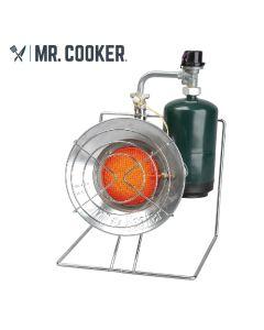 Mr. Cooker 15,000 BTU Single Tank Top Cooker-Heater