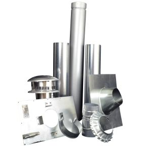 Category I 4in Vertical Vent Kit