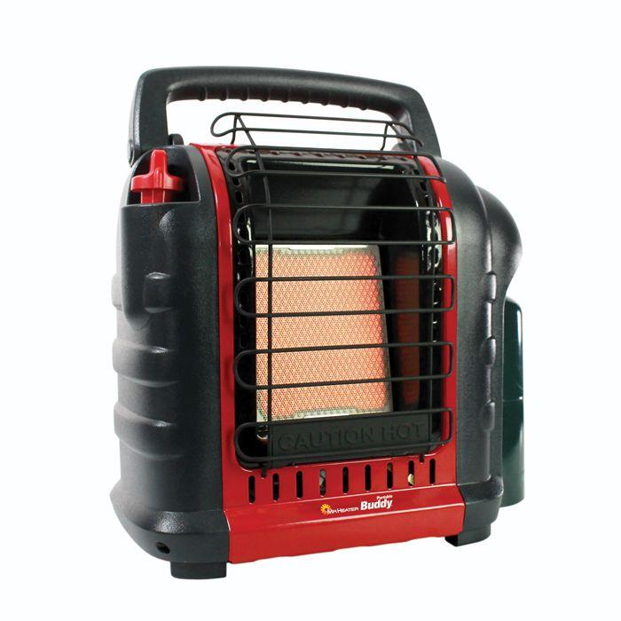 Mr Heater Portable Buddy Gas Heater