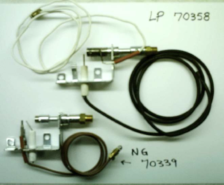 Pilot Light Assembly