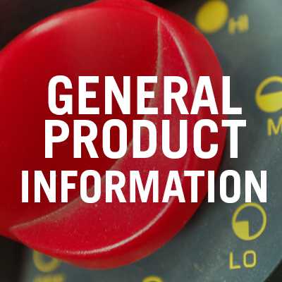General Product Information