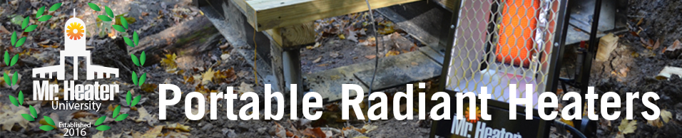 MHUniversity Portable Radiant