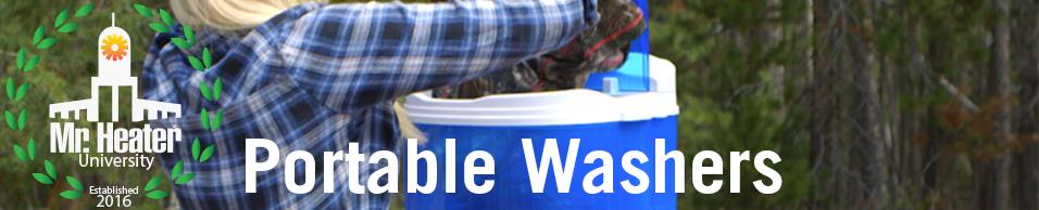 MHUniversity Portable Washing Machine