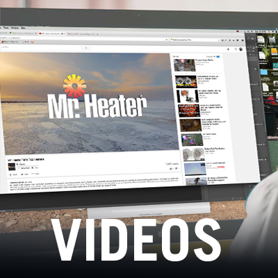 Mr. Heater Videos