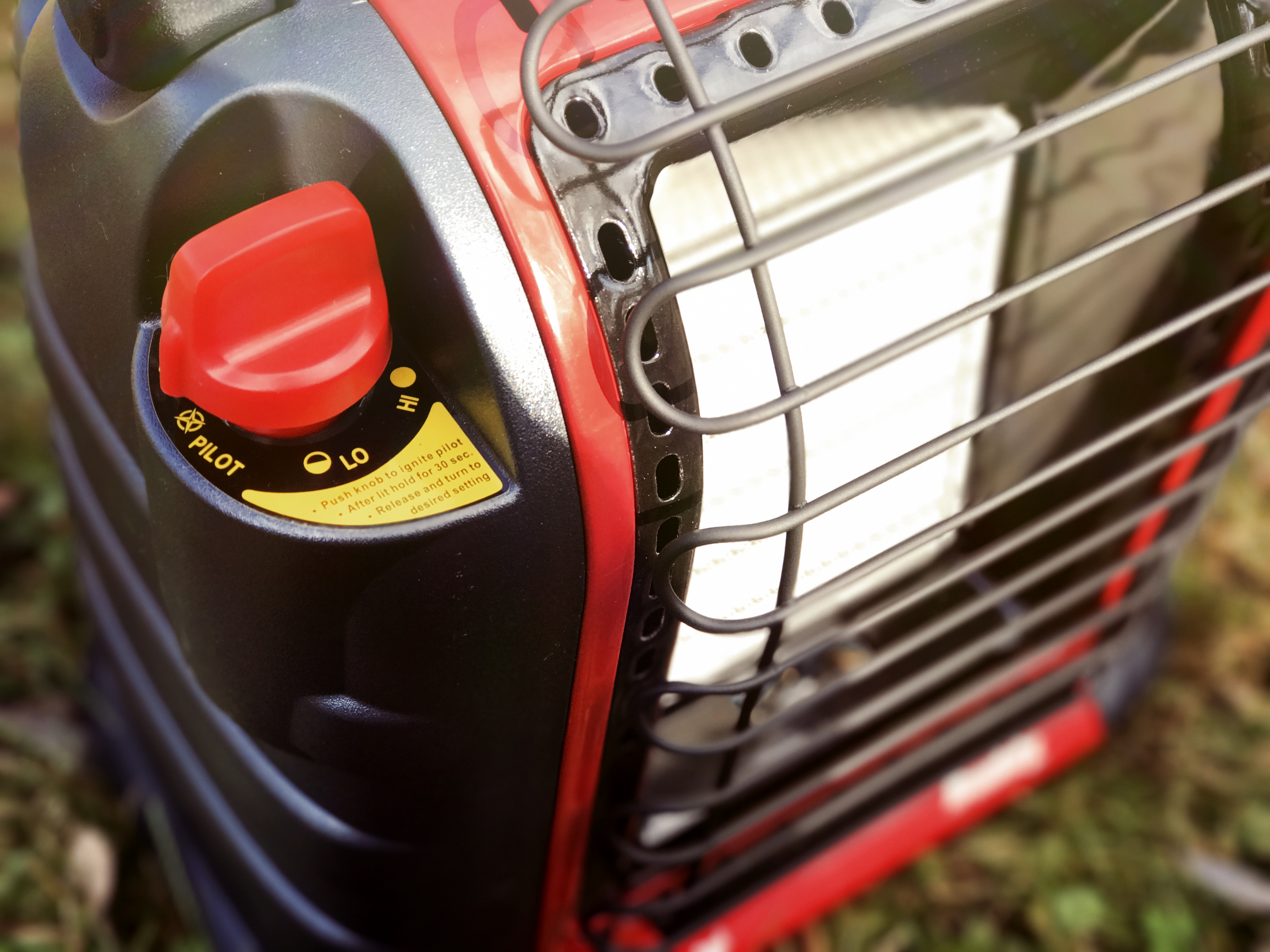 Blog How To Camping With The Portable Buddy Heater