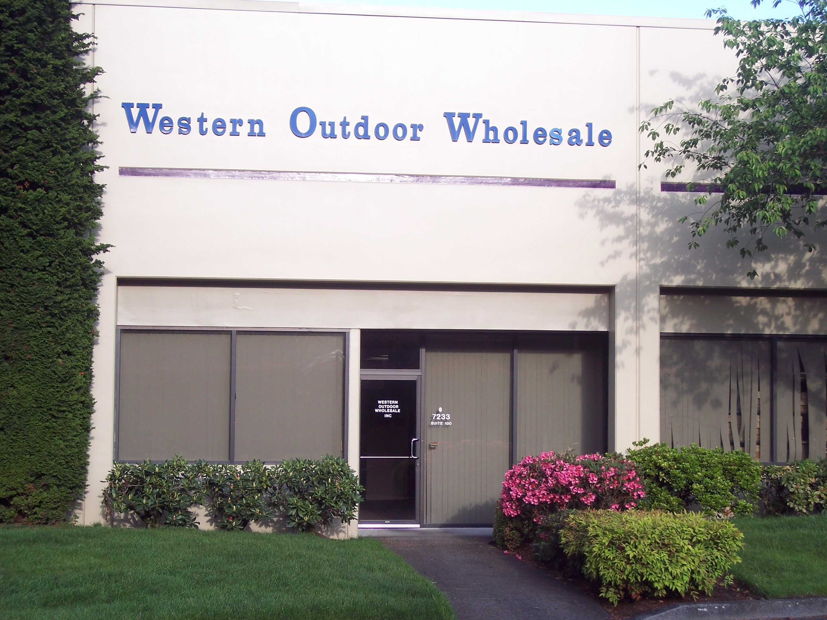Western Outdoor Wholesale