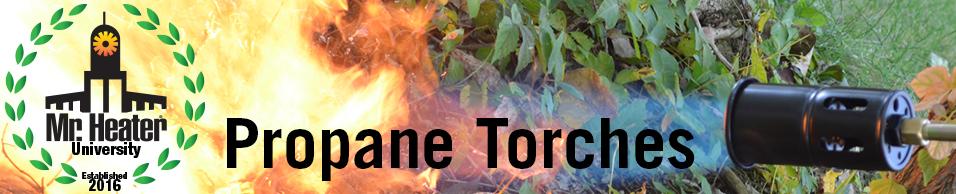 MHUniversity Handheld Torches