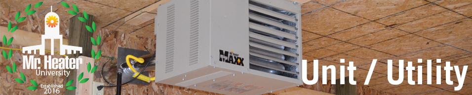 MHUniversity Unit Utility Heaters