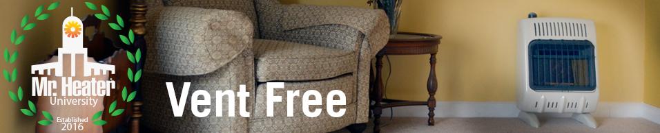 MHUniversity Vent Free Heaters
