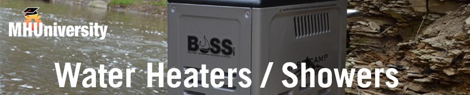MHUniversity Hot Water Heaters