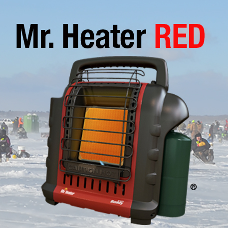 Mr. Heater Red