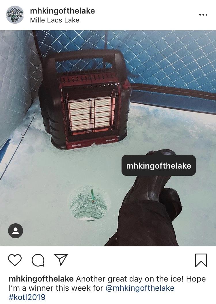 KOTL Instagram Post Example